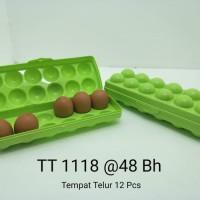 Tempat Telur Egg tray Golden Sunkist isi 12pc / Wadah Telur