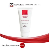 Papulex Moussant Cleansing Gel - 150 ml
