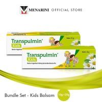 Transpulmin Paket Special Kids Balsam 10gr + 20gr