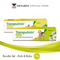 Transpulmin Baby Kids Balsam Package 2 pc - @10gr