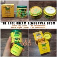 [ The Face ] Cream Temulawak BPOM Holo Emas Super