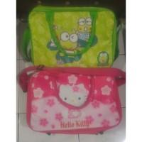 PROMO 1 KG BISA ISI 2 PCS Tas Koper Travel Bag Karakter Good