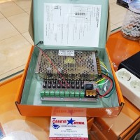 Power supply SPC box 10a panel besi metal big promo termurah 100%