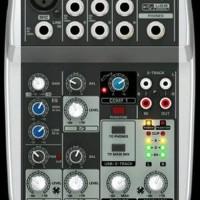 Harga murah mixer behringer xenyx q 502 usb 4 channel | Pembandingharga.com