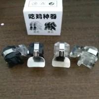 PUBG TRANPARANT R1 L1(material besi bukan bahan biasa)