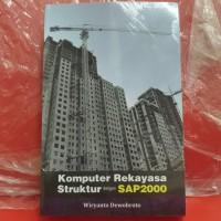 Buku Komputer dan Rekayasa Struktur - Wiryanto Dewobroto