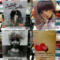 Laris - Novel Paket - Jatuh Dan Cinta - Origami Hati - Sebuah Usaha