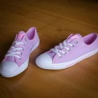 Sepatu Converse CT As Dainty Ox Women 556413C Pink Glow