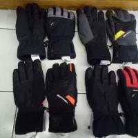 Sarung Tangan Ziener Glove Salju Waterproof Gore-Tek Not Eiger