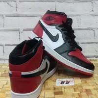 4299e025548d Sepatu Nike Air Jordan 1 Retro High Og Chicago - Premium Quality
