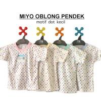 MIYO 3pc Oblong Pendek Motif S,M,L