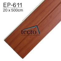 TECTO Plafon PVC EP-611 (20cm x 500cm)