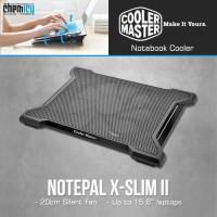 Cooling Pad Cooler Master NotePal X Slim II