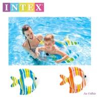 Ban Renang Swim Ring Tropical Fish 83x81cm - Intex 59223