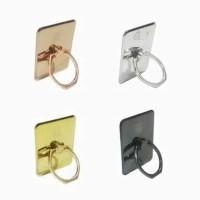 I-Ring Stand Full Besi / Iring Mirror Polos Dan Branded Bisa Pilih