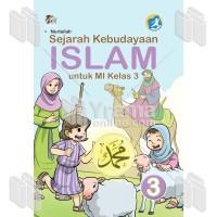 BUKU SEJARAH KEBUDAYAAN ISLAM UNTUK MI KELAS 3 KURIKULUM 2013
