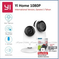 CCTV Xiaomi Wireless IP Camera CCTV with Night Vision + Micro SD