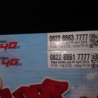 Harga kartu simpati loop 4g kwartet 7777 ekor | Pembandingharga.com