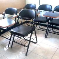 Kursi Lipat Meja Belajar Kuliah merk CHITOSE