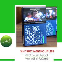 Rokok SIN Trust Menthol Filter