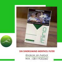 Rokok SIN Sinergy Mind Menthol Filter