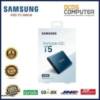 Samsung T5 Portable SSD - 500GB - USB 3.1 External SSD (MU-PA500B)