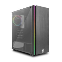 CUBE GAMING IRVBOW - ATX - SIDE TEMPERED GLASS - PSU COVER