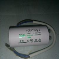 CAPASITOR 20 UF kabel dobel