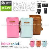 Clutch Pouch Bag Universal Instax 9 90 SP3 SQ6 SQ10 SQ20 Serut Case