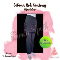 Celana Rok Senam Kantong | Olahraga | Gym | Fitnes | Dimen Shop