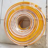 Selang angin air hose kuning Roha 40 Bar 5/16 x 100 mirip toyoxspray