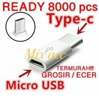 Micro Usb To Usb 3.1 Type C Adapter connector