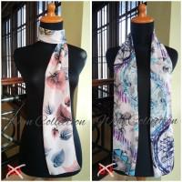 syal/scarf/shawl wolvis/woolpeach
