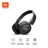 JBL T450BT Headphone - Black