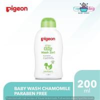 Pieon Baby Wash 2 in 1 Chamomile 200ml