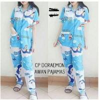 Baju Setelan Pajamas Piyama Motif Lucu Berkualitas
