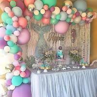 Balloon Decor - Fuchsia