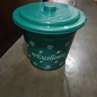 ember plastik pelastik air ngepel kecil elegant harmony 2.5 galon