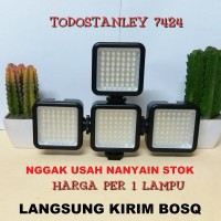 Video Lighting Sekelas Godox LED 46 6000K- Lampu Studio Foto W49