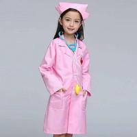 Nurse costume toddler anak balita kostum profesi perawat suster