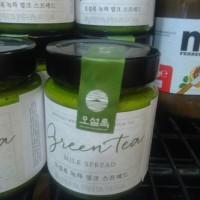 selai roti green tea
