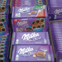 coklat milka 100gr