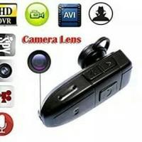 Kamera Tersembunyi Model Headset Bluetooth