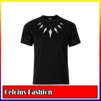 Kaos Baju Superhero IMPORT Marvel - Black Panther 04 - Putih- XL 290279ee4b
