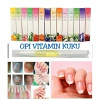 Opi Cuticle Oil / Vitamin Kuku Opi manicure pedicure