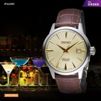 SEIKO PRESAGE SRPC99J1 COCKTAIL GOLDEN JAPAN MOVEMENT ORIGINAL