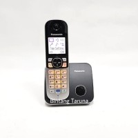 Telepon Wireless Panasonic KX-TG6811 Wireless Panasonic TG6811 (Hitam)