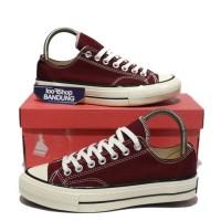 Sepatu Converse Chuck Taylor CT 1970s 70s Bugundy Maroon BNIB 6391874e5f
