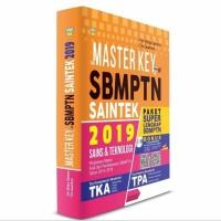 Buku Soal SBMPTN - Buku Master Key of SBMPTN Saintek 2019