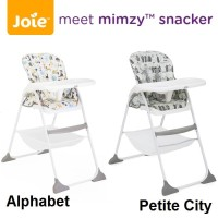 High Chair Joie Meet Mimzy Snacker